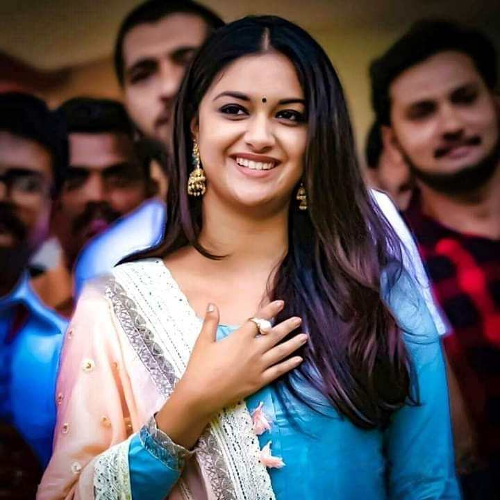 Instagram post by keerthy suresh dp's • Nov 4, 2018 at 12:44pm UTC