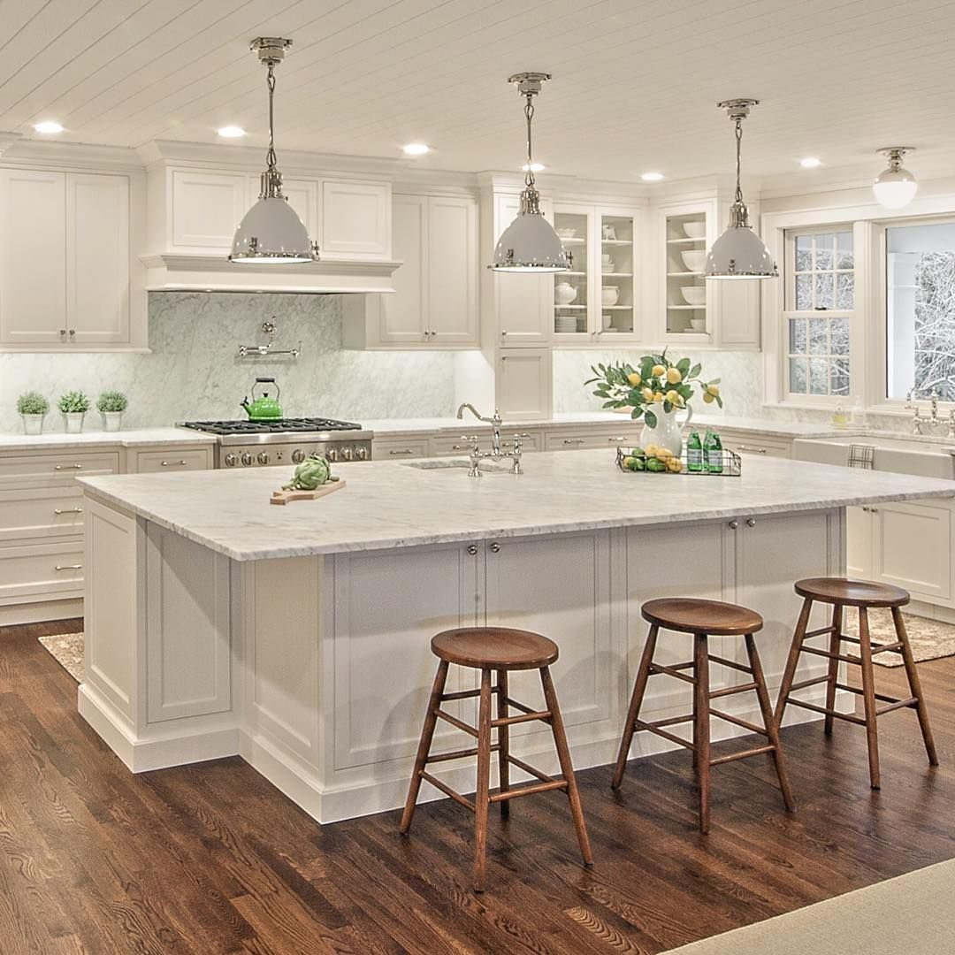 """Lakeville Kitchen &Amp; Bath On Instagram: """"Inset Cabinetry Elegance By @Lakevillecabinets Own Kathleen Fredrich @Kfredrichdesigns …. Take Notes On The Incredible Island Design,…"""" - My Kitchen Remodel Blog"""