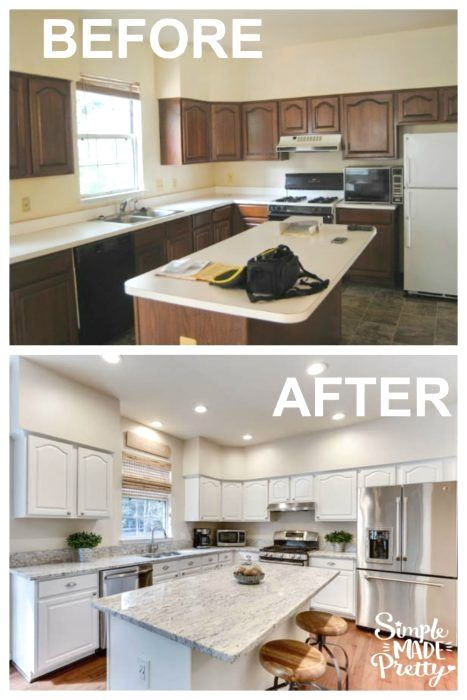 These Before &Amp; After Pictures Will Inspire You To Update Your Home