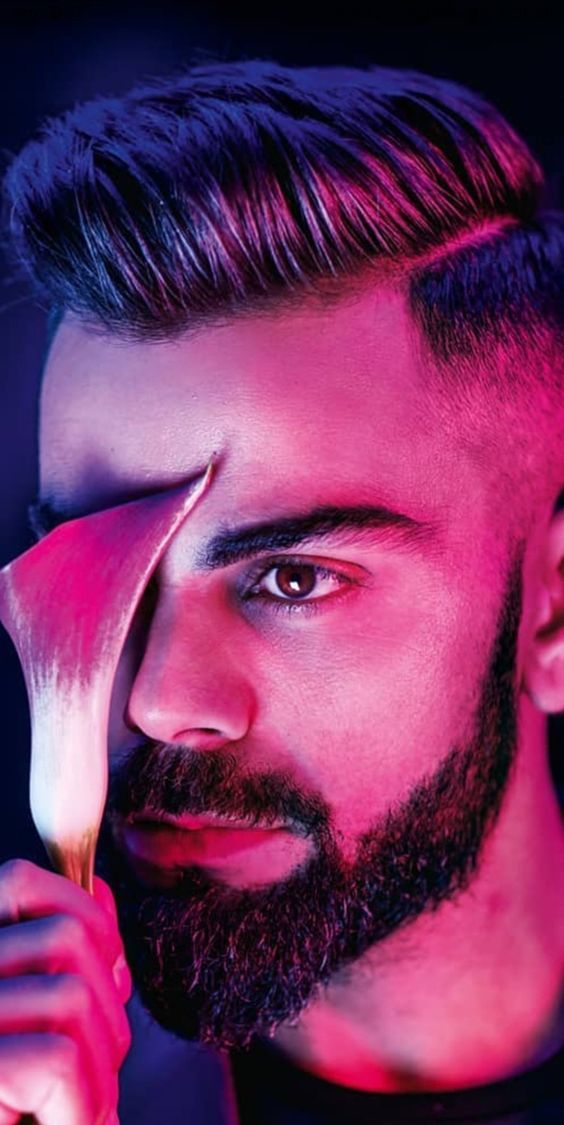 Virat Kohli's close hairstyle picture that will make you crazy