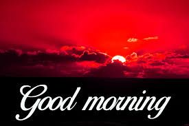 Latest Good Morning Photo With Sunrise Hd Download