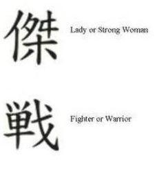 Tattoos For Women More Symbol Tattoos Warrior Tattoo Symbol Tattoos ...