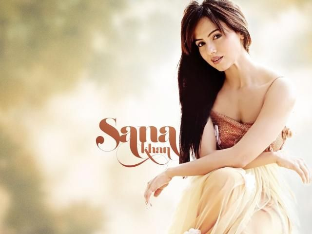 5 Sana Khan Hd Wallpapers, Background And Images