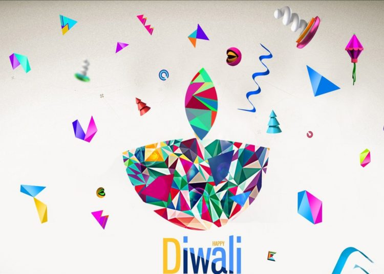 Colorful Happy Diwali Wallpapers