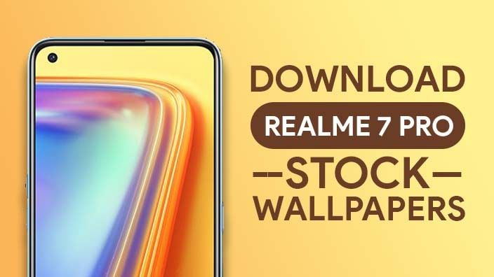 Download Realme 7 Pro Stock Wallpapers [Full Hd+ Walls]