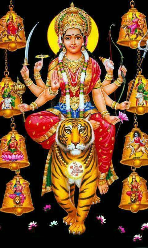 Maa Durga Wallpapers 1080P Hd Best Flora Pictures, Images &Amp; Photos