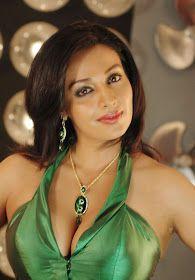 Mallu Actress Asha Saini Mayuri Hot Blouse Pics Gallery