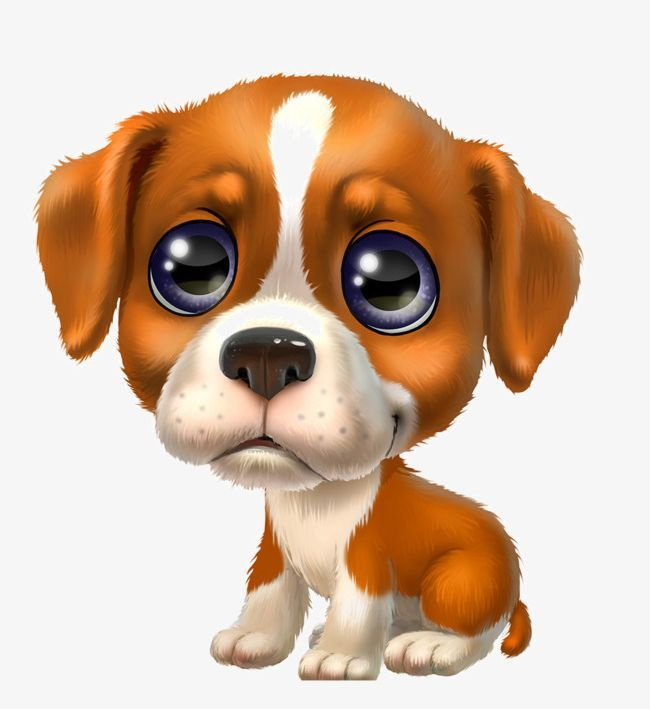 Meng Pet Cute Puppy Png - Free Download