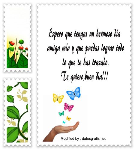 Mensajes De Buenos Días Amor | Saludos De Buen Día Para Mi Novio