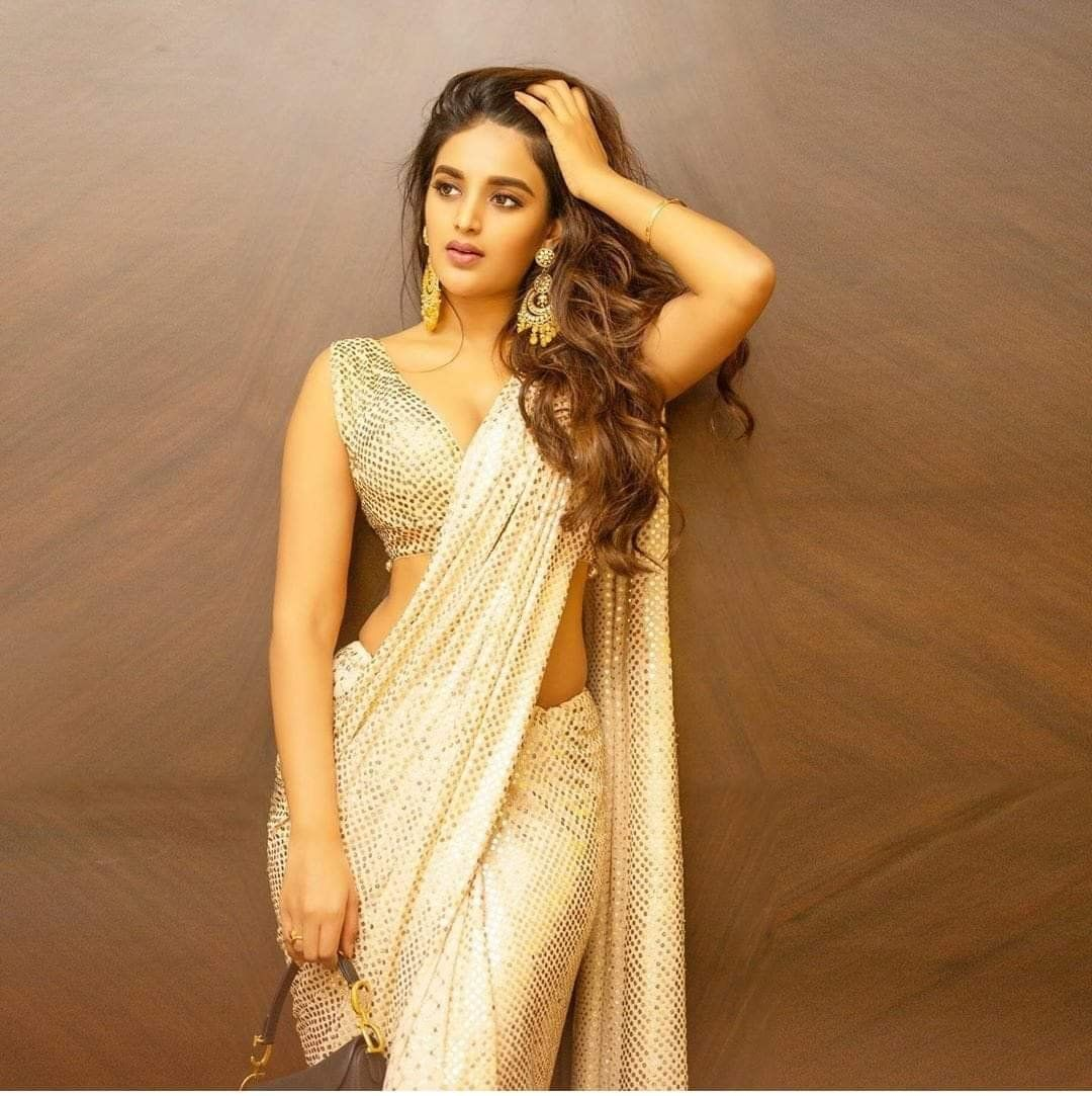Nidhhi Agerwal Latest Hd Images And Wallpapers - Natoalpabet