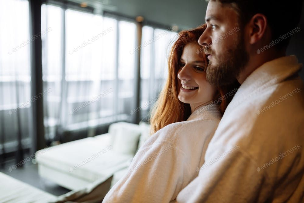 Romantic Couple Hugging Photo By Nd3000 On Envato Elements