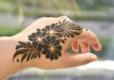65 Fresh And Latest Mehndi Designs To Try In 2021 | 1000