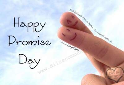 24 Happy Promise Day Fb Messages, Whatsapp Status -