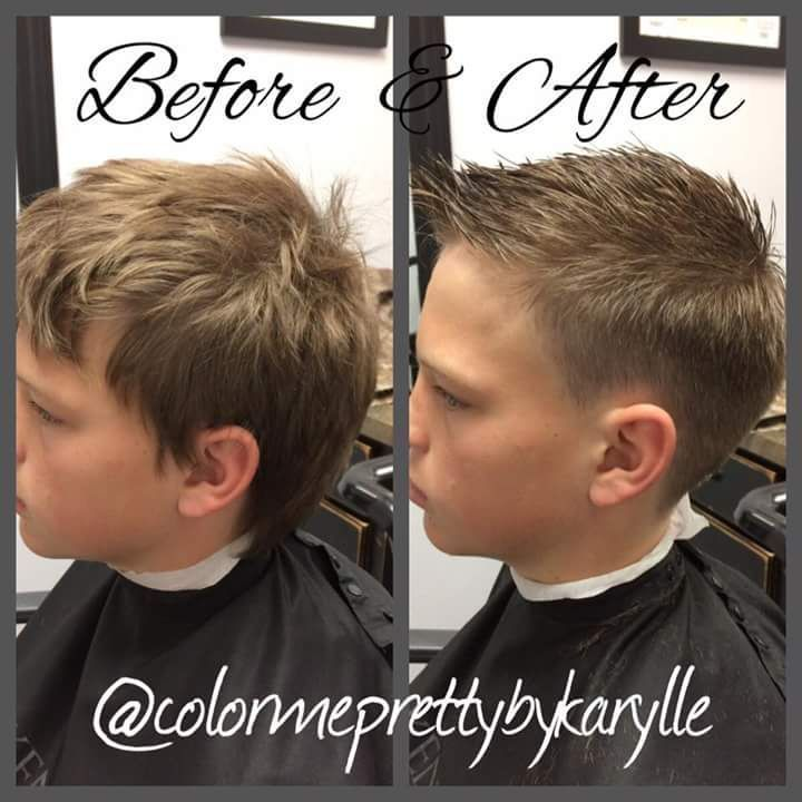 35 Suave Little Boy Haircuts For Your Little Hero
