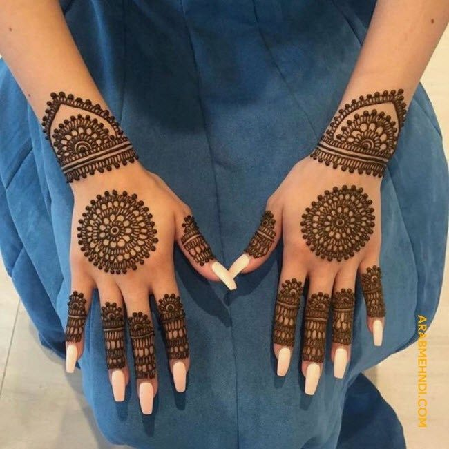 new mehndi design 2021
