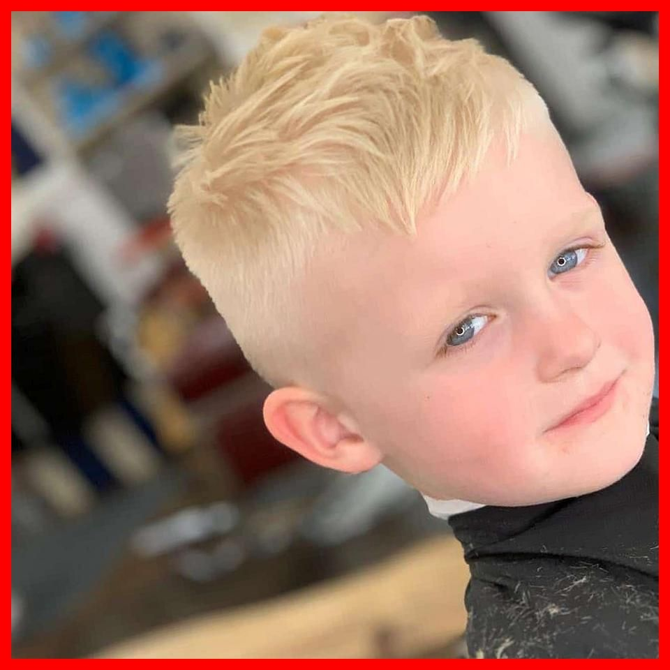 55 Boy'S Haircuts From Short To Long + Cool Fade Styles For 2021 35+ | Toddler Boy Haircut Short