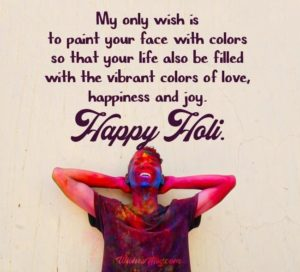 60+ Holi Wishes, Messages and Quotes | WishesMsg