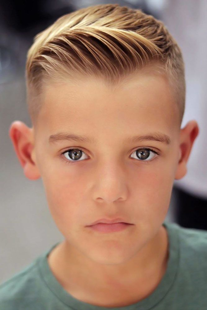 60 Trendy Boy Haircuts For Your Little Man