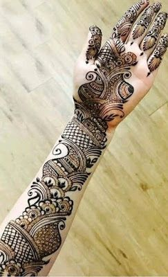 Latest arabic mehndi designs for hands | Henna patterns for all occasions