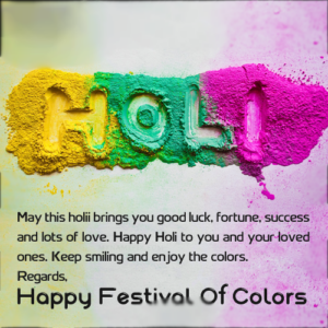 Happy Holi Quotes IN English | Holi Quotes Images Free Download