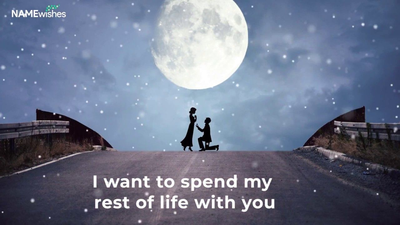 Best Propose Day Wish For Couples