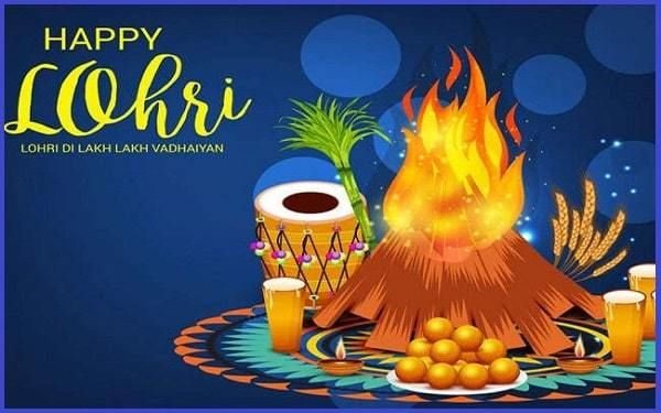 Best and Catchy Happy Lohri Wishes, Messages And Greeting