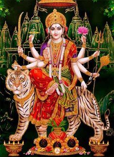 Happy Chaitra Navratri Mobile Wallpapers HD Download