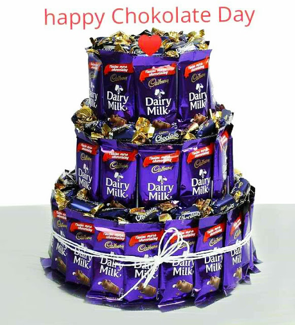 Chocolate Day Images For Whatsapp    Beautiful Chocolate Day Images For Whatsapp    Chocolate Day Lines