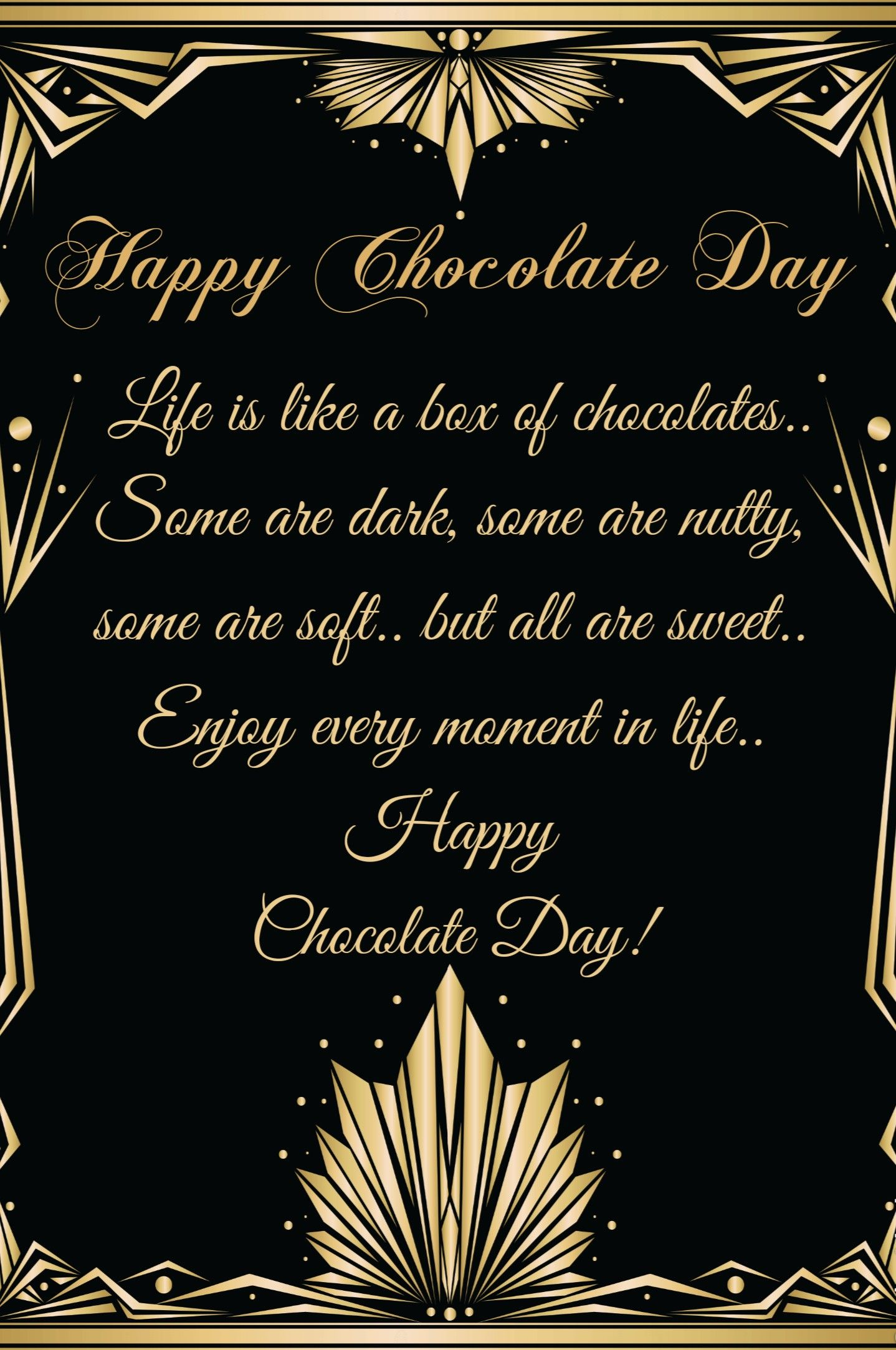 Chocolate Day Massages And Wishes