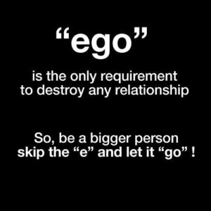 Controlling Your Ego After Getting Dumped