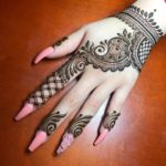 Best Arabic Mehndi Designs For Hands