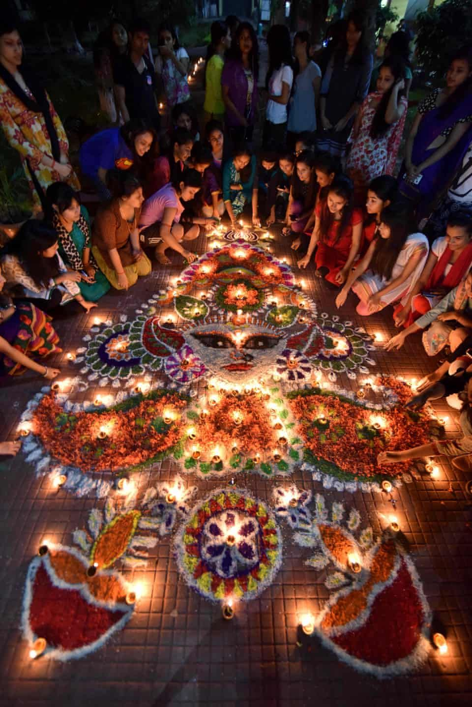 Diwali, The Hindu Festival Of Lights – In Pictures