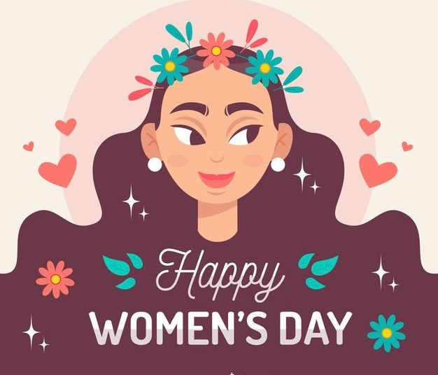 Download Flat Women'S Day Background For Free