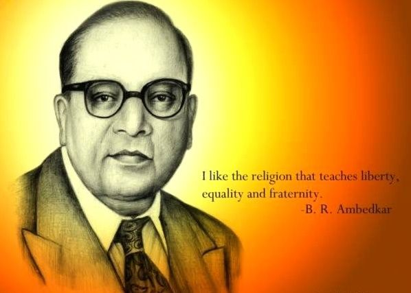Dr.b.r. Ambedkar Jayanti - - Quotes Sms Images Wishes Wallpapers In Hindi English Marathi Telugu Quotes