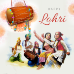 Very Happy Lohri Wishes Images