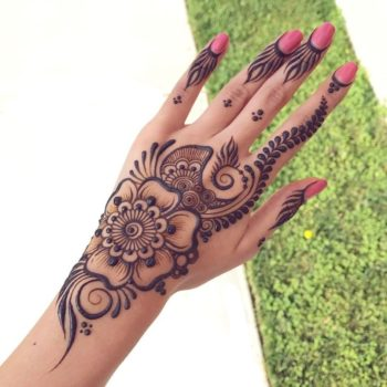 Best Simple Mehndi Designs That You Should Try