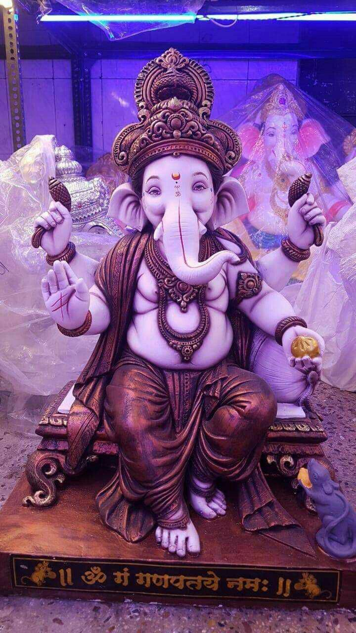 Ganpati Bappa Mobile Wallpapers 1080p HD Best Pictures, Images & Photos