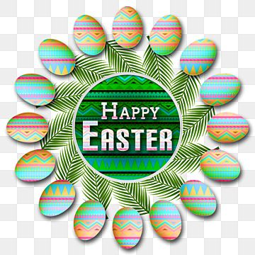 Happy Easter Egg Design Image, Happy, Easter, Easter 2021 Png Transparent Clipart Image And Psd File For Free Download