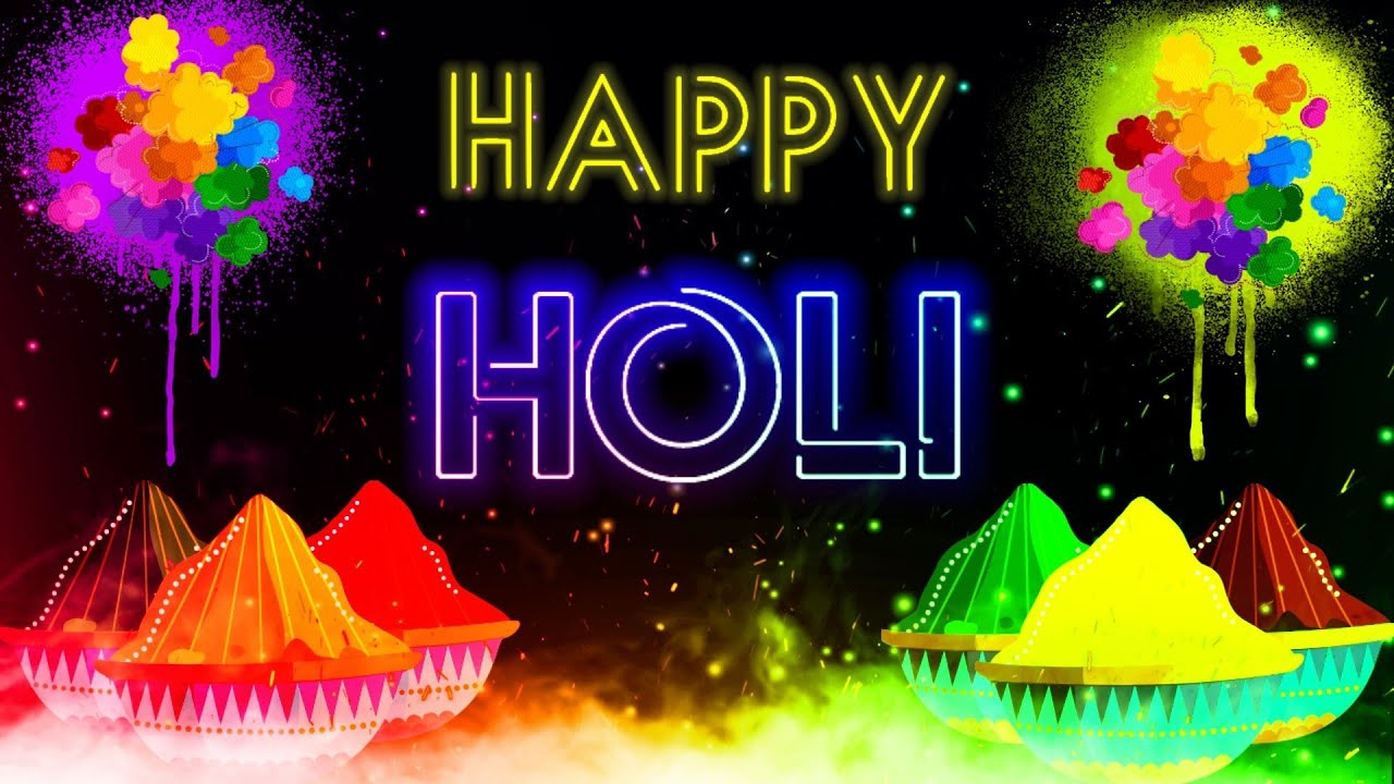 Happy Holi 2021 In Advance Video Status Download Holi Coming Soon WhatsApp Video Status 2021