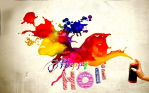 Happy Holi HD Wallpapers free Download with Quotes and Wishes