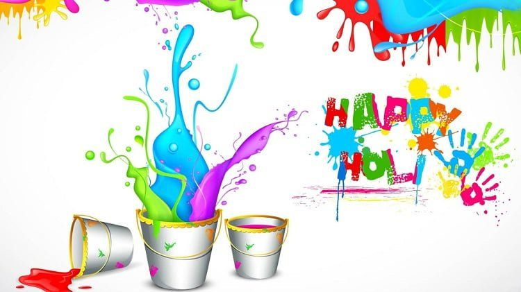 Happy Holi | Hd Images, Wallpaper, Pictures Photos &Amp; Greetings