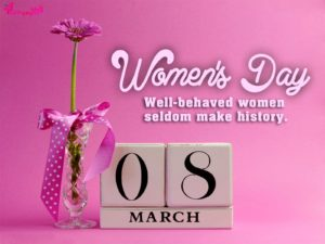 Happy International Women's Day HD Wallpapers