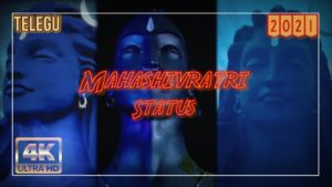Happy Maha Shivratri Telugu Video Status 2021 Mahashivratri Telugu Whatsapp Video Status 2021 Shivratri Telugu Whatsapp Status