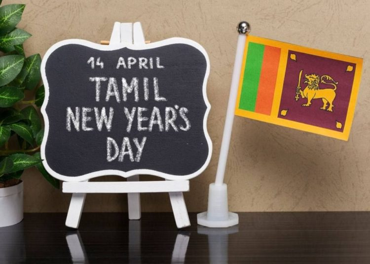 Happy Sinhala Tamil New Year - Wishes, Images