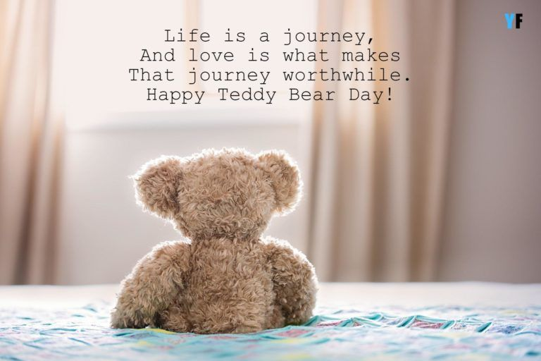 Happy Teddy Day Quotes, Wishes And Saying | Yourfates