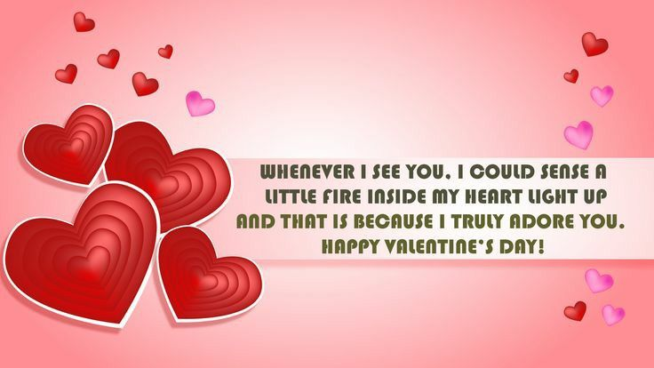 Happy Valentines Day Quotes 2021, Romantic Valentine'S Day Messages For Love Girlfriends