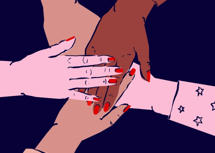How We Can All Stand Together For International Women'S Day