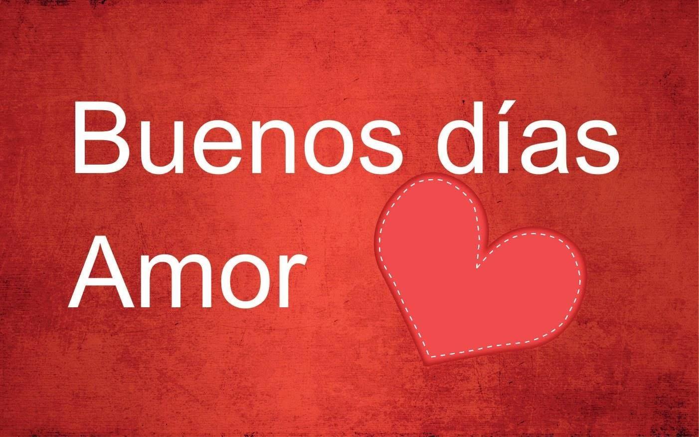 ¡Buenos Días Amor! - Imagen