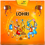 Happy Lohri Wishes for Whatsapp