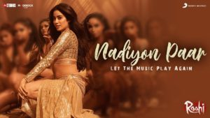 Nadiyon Paar Lyrics | Roohi | Let The Music Play Again | Sachin Jigar | Rashmeet Kaur | Shamur